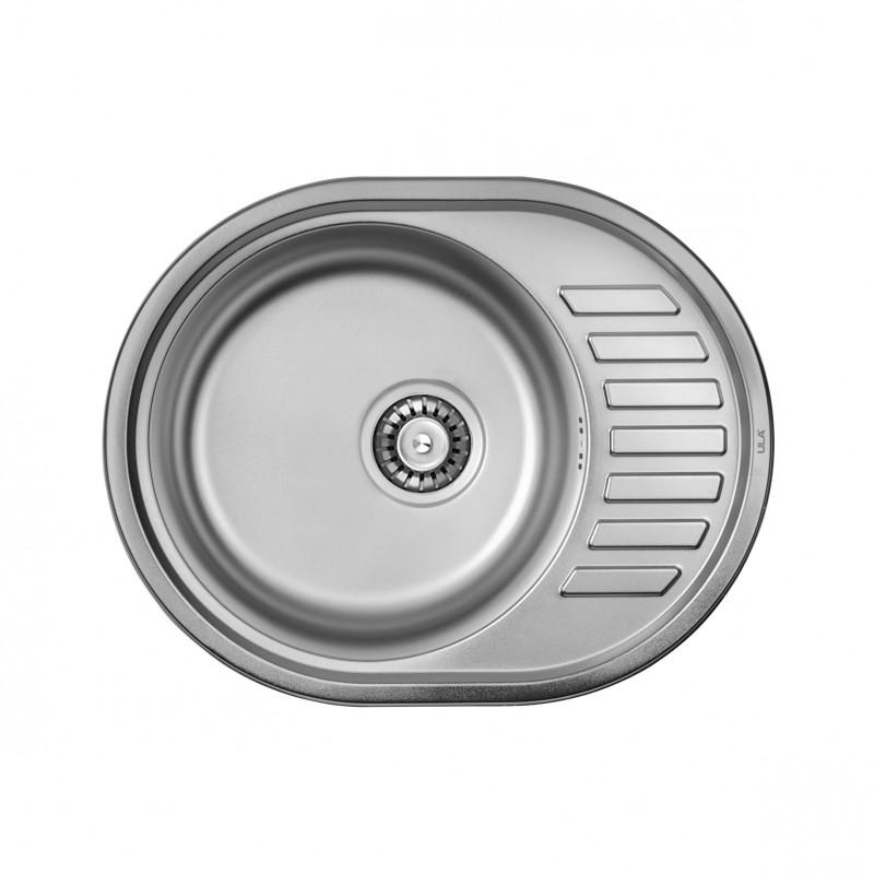 ULA 7112 ZS Decor Кухонная мойка