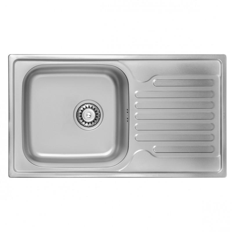 ULA 7204 ZS Decor Кухонная мойка