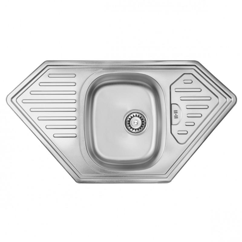 ULA 7801 ZS Decor Кухонная мойка