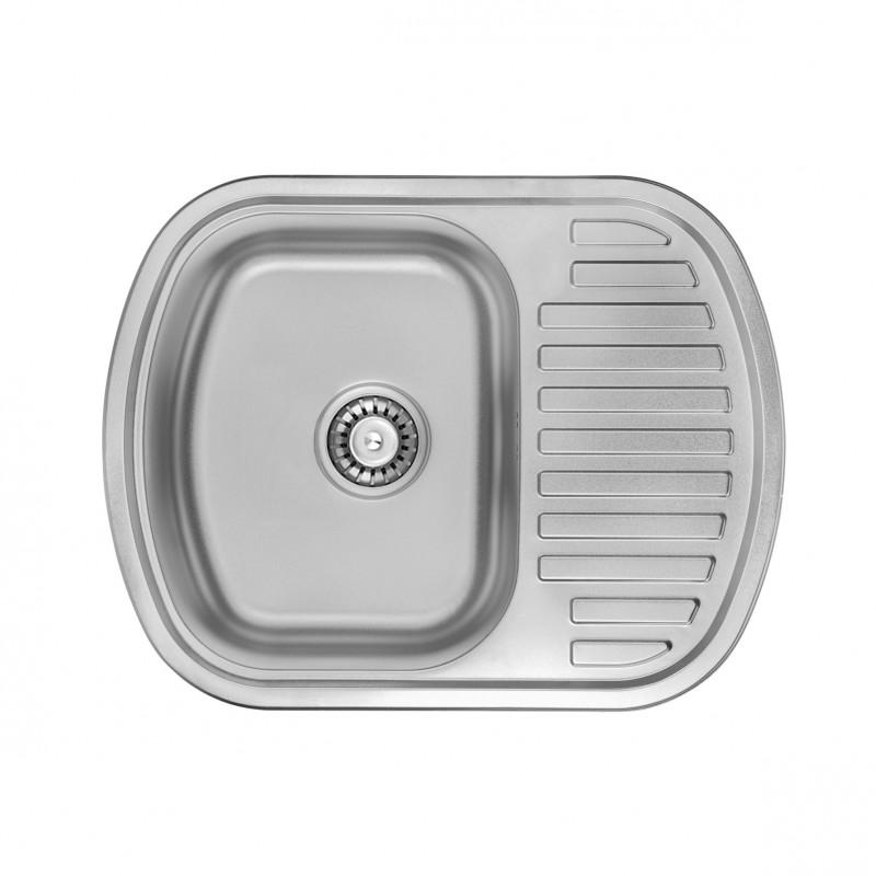 ULA 7704 ZS Decor Кухонная мойка