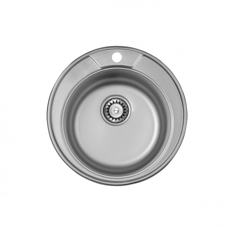 ULA 7104 ZS Satin Кухонная мойка