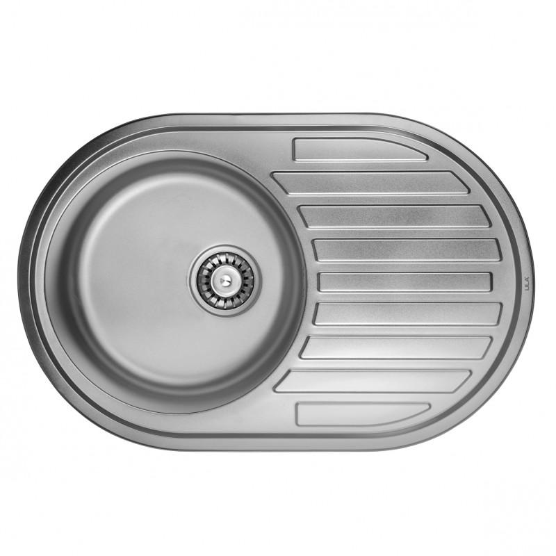 ULA 7108 ZS Satin Кухонная мойка