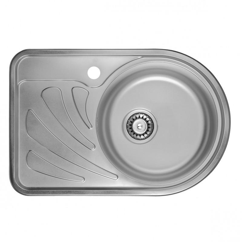 ULA 7111 ZS Decor (R) Кухонная мойка