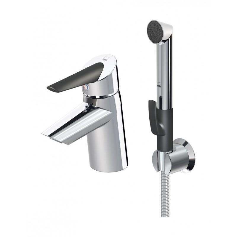 Oras Optima 2712F Смеситель для умывальника с гигиеническим душем