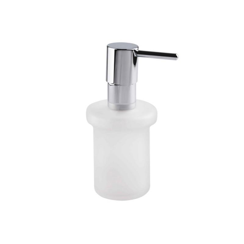 Grohe Essentials 40394001 (старый арт. 40394000) дозатор жидкого мыла (матовое стекло)