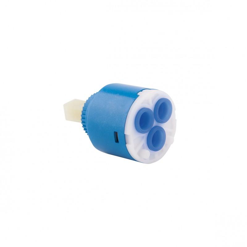 TZ Картридж 40PL mm (пластиковый шток)