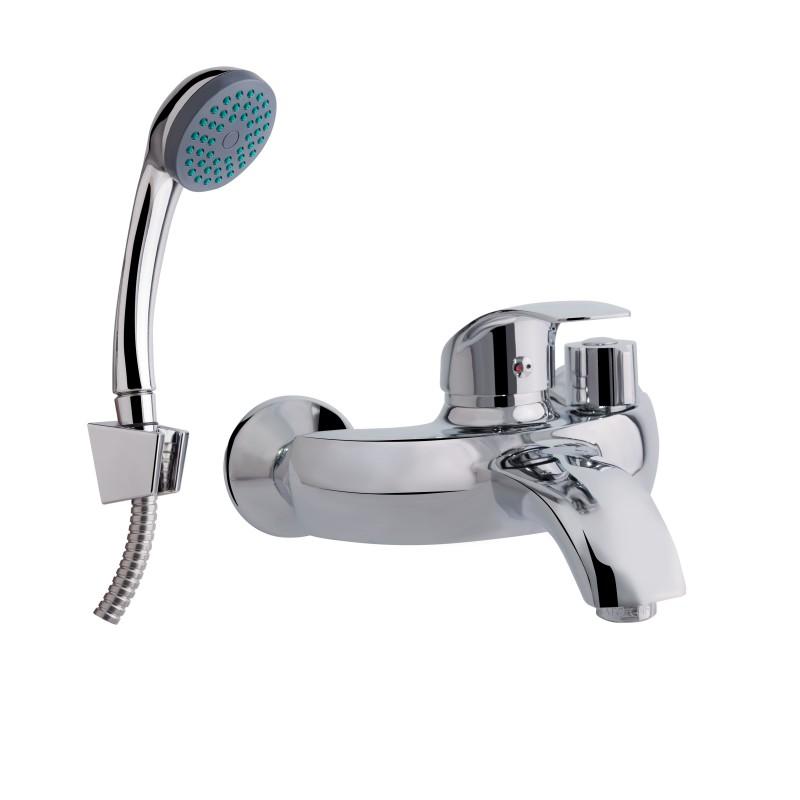 SW G-Ferro Mars 006 NEW Смеситель для ванны короткий излив