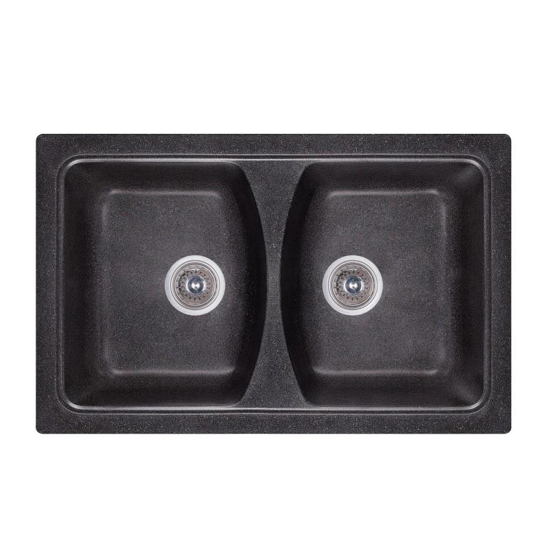 Кухонная мойка Fosto 79x50 SGA-420