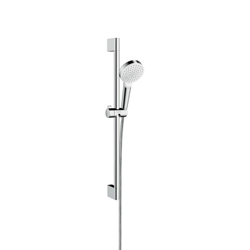 Hansgrohe Crometta 26533400 душевой набор 0,65 м, белый/хром