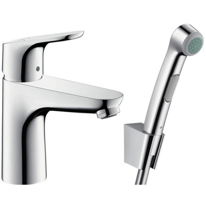 Hansgrohe Focus 31927000 умывальник с гигиеническим душем