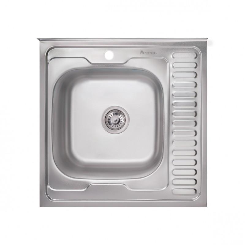Imperial 6060-L  Satin Кухонная мойка