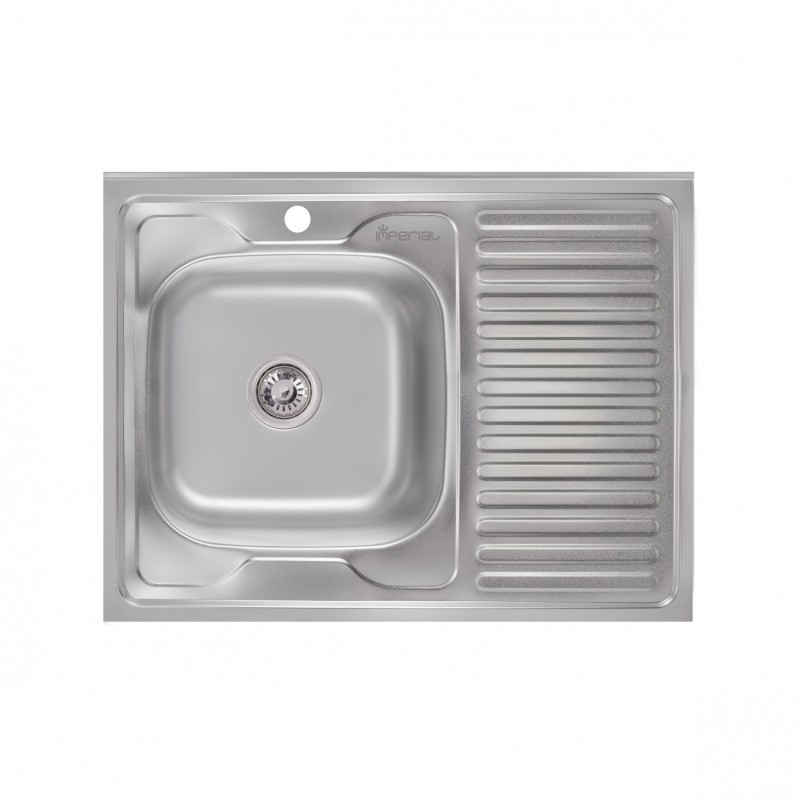 Imperial 6080-L  Satin Кухонная мойка