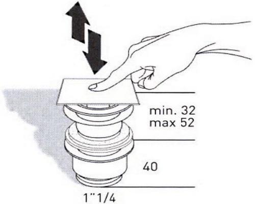Донный клапан и его предназначение